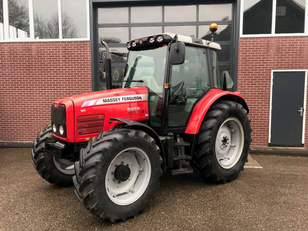 Massey Ferguson 5455 Dyna-4, Tractoren, Landbouw