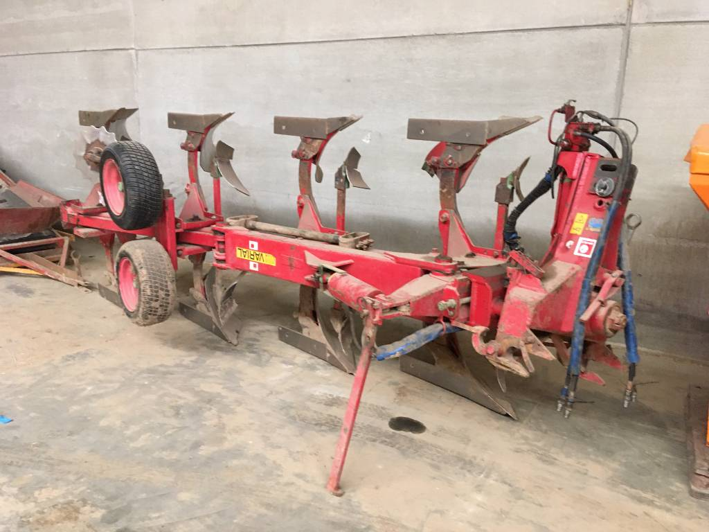 [Other] Steeno 4 schaar, Reversible ploughs, Agriculture