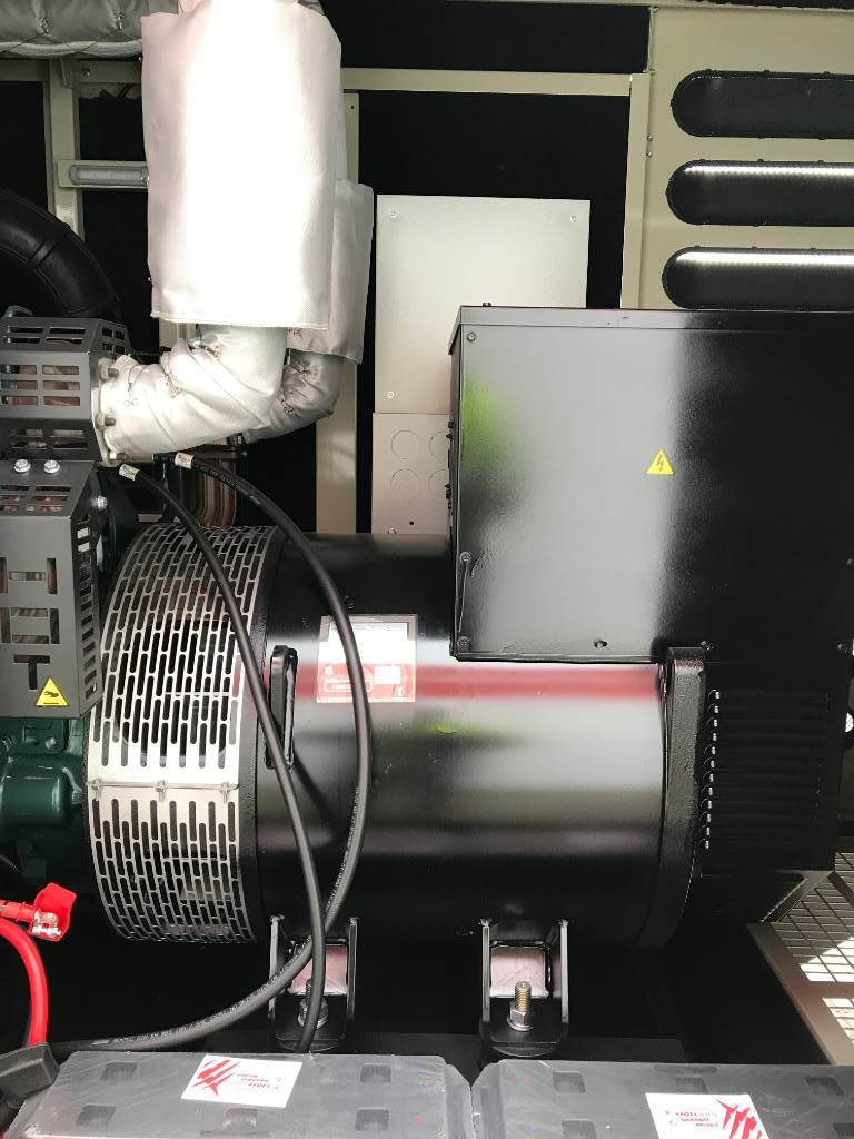 Doosan DP158LC - 510 kVA Generator - DPX-15555, Diesel generatoren, Bouw