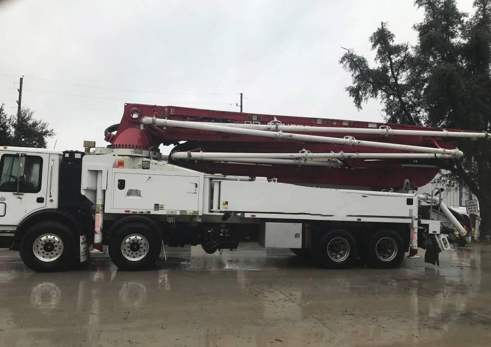 Putzmeister BSF 47Z.16H, Boom Pumps, Construction Equipment
