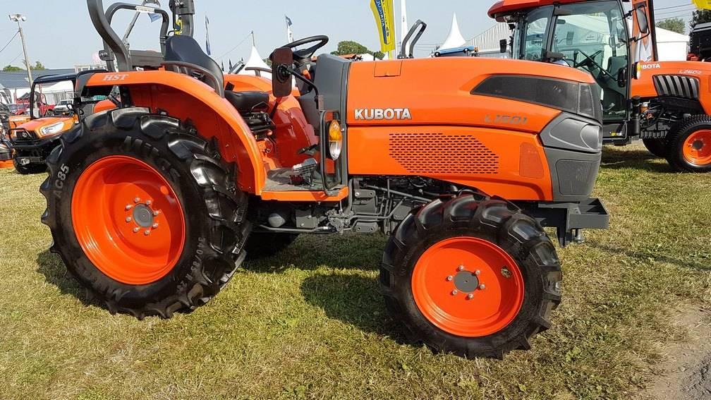 Kubota L 1501, Micro tracteur, Espace Vert