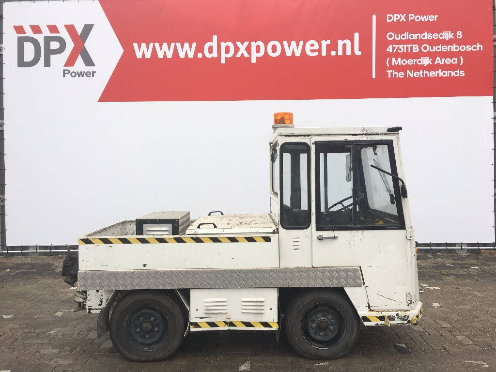 Still DFZ 15 - Flatbed Towing Truck - DPX-7005, Anders, Bouw