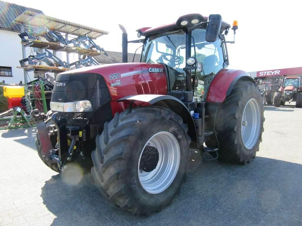 Case IH Puma CVX 220, Farm Equipment - Others, Agriculture