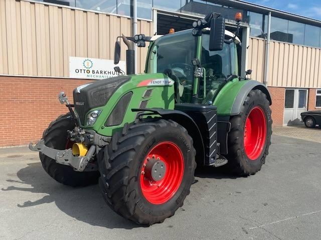 Fendt 720 Vario S4 Profi Plus, Tractoren, Landbouw