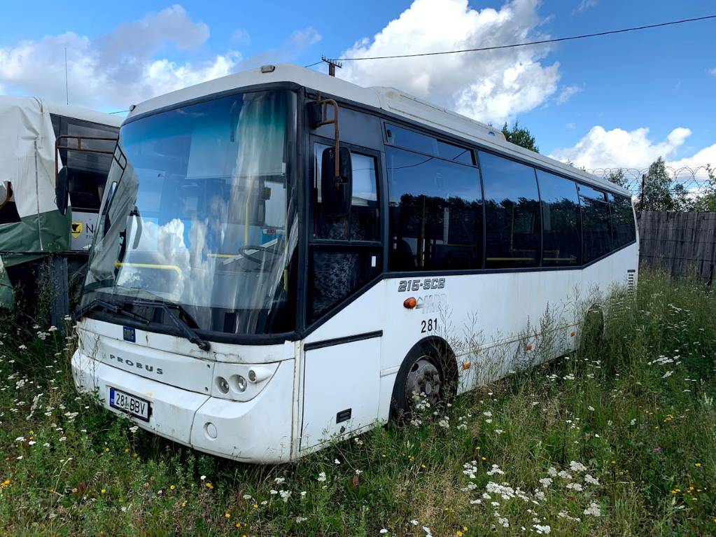 BMC PROBUS 215 SCB / For parts, City buses, Trucks and Trailers