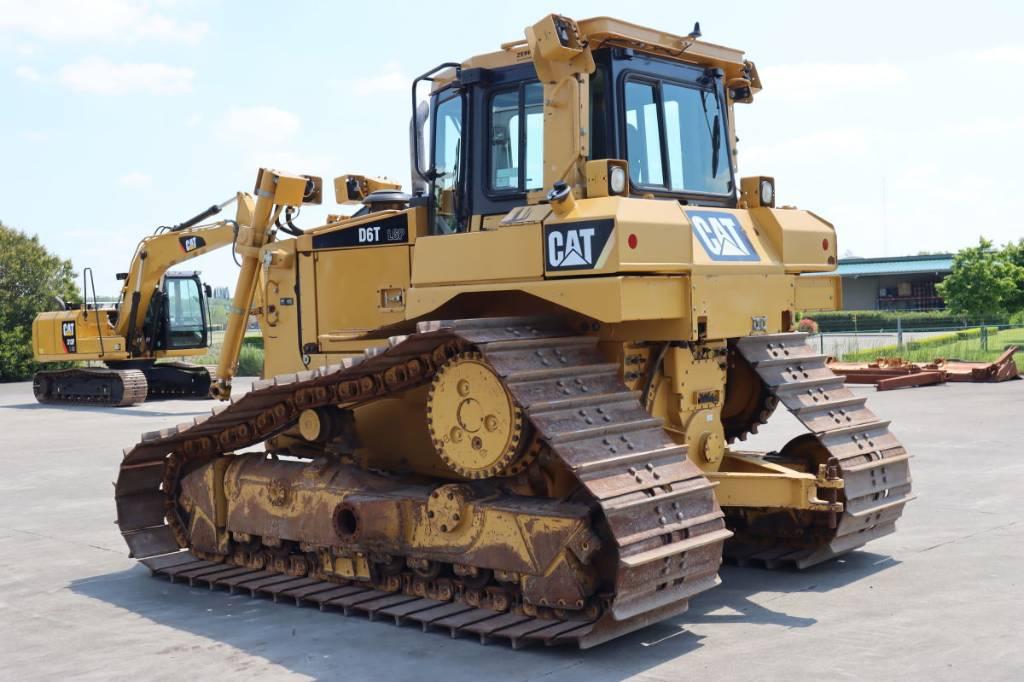 Caterpillar D6T LGP, Crawler dozers, Construction Equipment