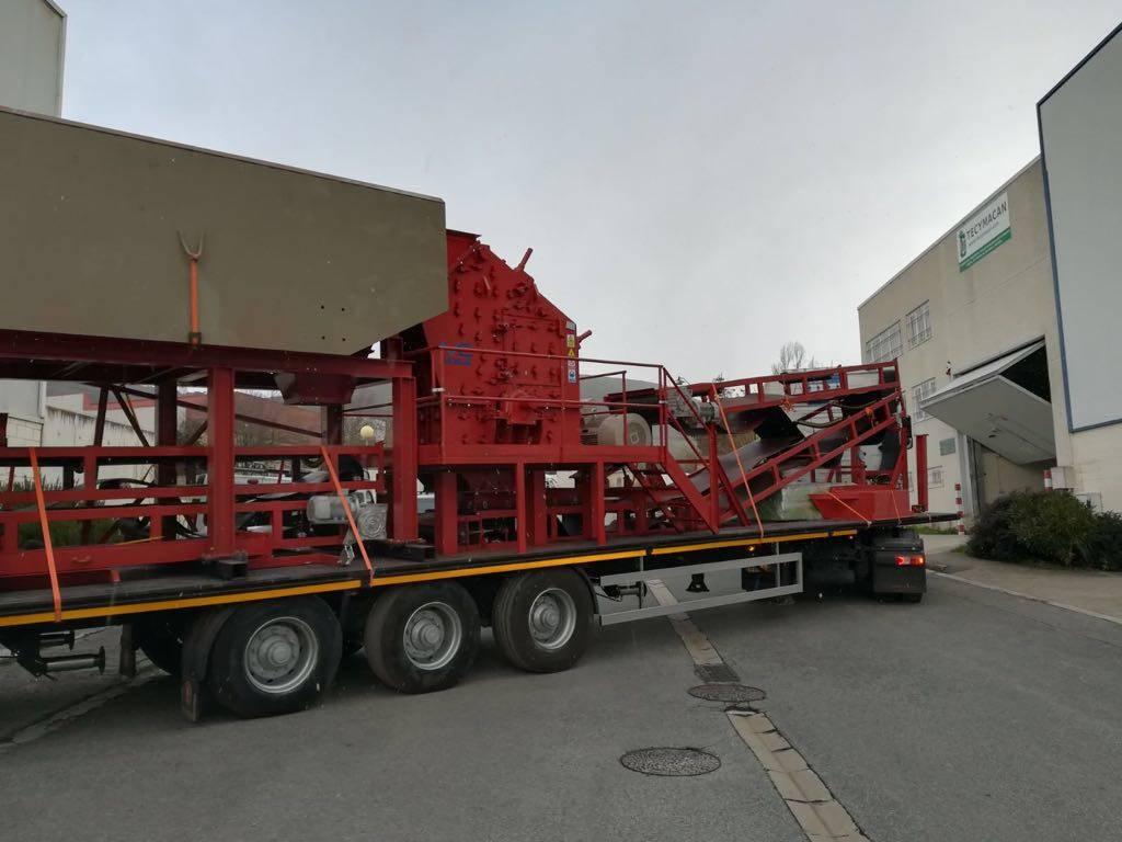 [Other] TECYMACAN  PM-MLA5 MOLINO IMPACTOR, Screeners, Construction Equipment