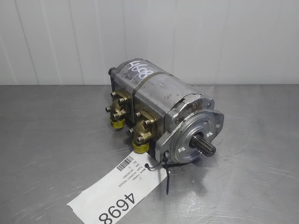 Haldex WQ09A2 - Volvo L 30 B-Z - Gearpump