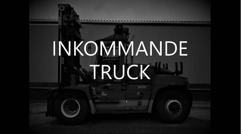 Kalmar DCG 140, Dieselmotviktstruckar, Materialhantering