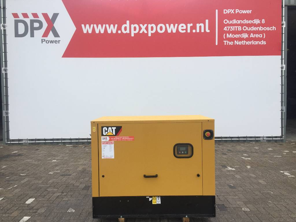 Caterpillar DE13.5E3 Generator Compact - DPX-18001-T, Diesel generatoren, Bouw