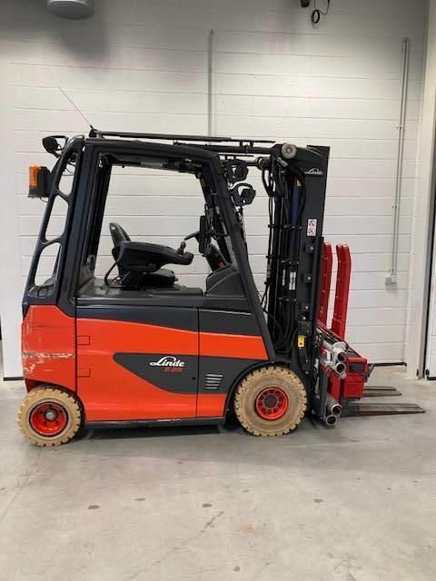 Linde E25H600/387, Electric forklift trucks, Material Handling