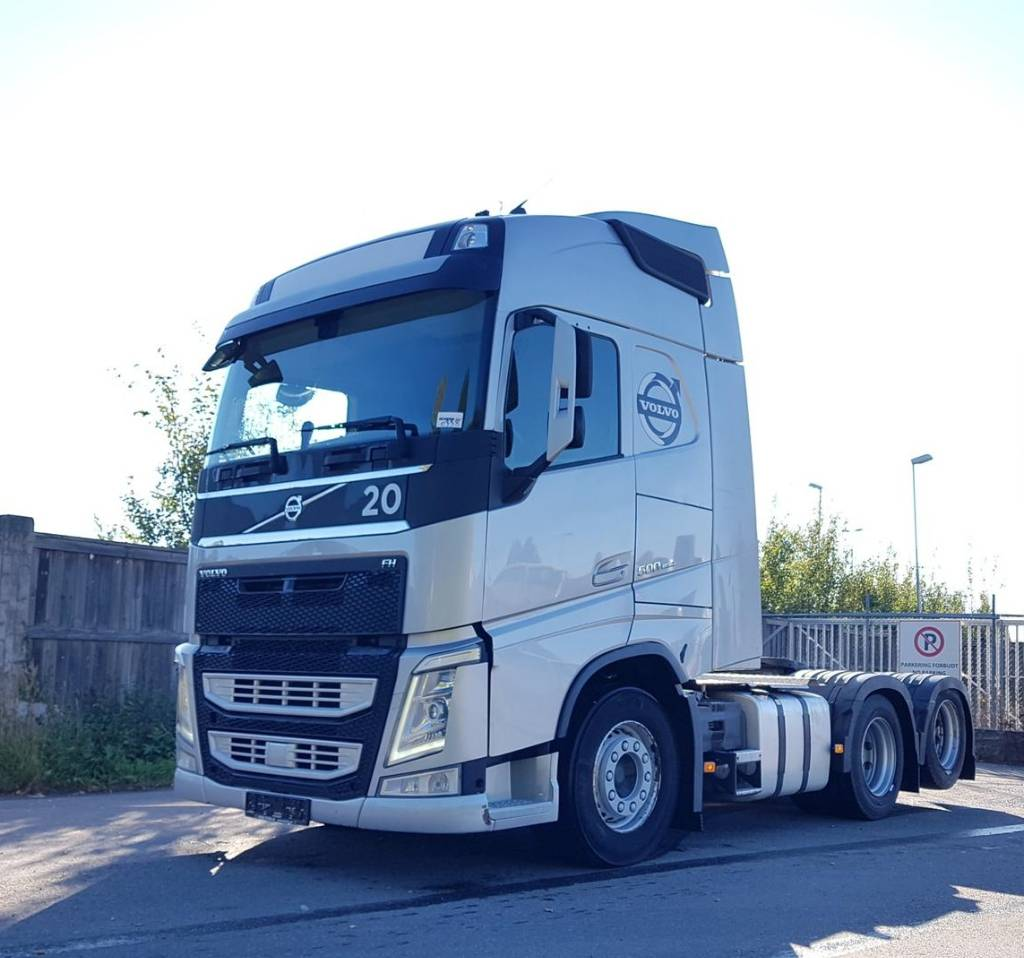 Volvo FH 13 500 HP 6X2 Tractor, Conventional Trucks / Tractor Trucks, Trucks and Trailers
