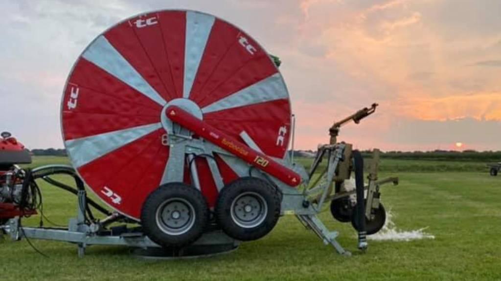 [Other] turbocipa XJ840 beregenings haspel, Irrigation systems, Agriculture
