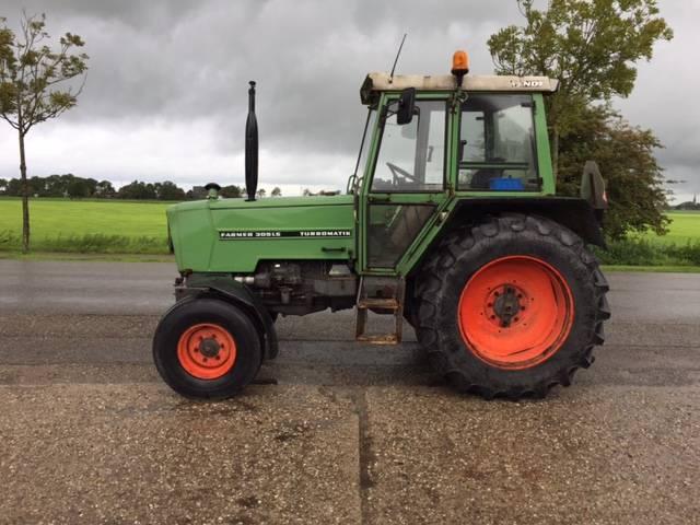 Fendt 305 LS, Tractoren, Landbouw