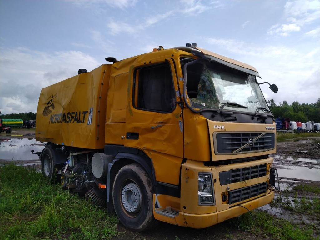 Volvo FM9 300 4X2 FOR PARTS, Transport chassis and suspension, Trucks and Trailers