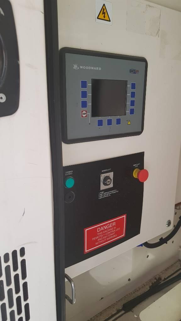FG Wilson P 350, Generadores de gasolina, Construcción