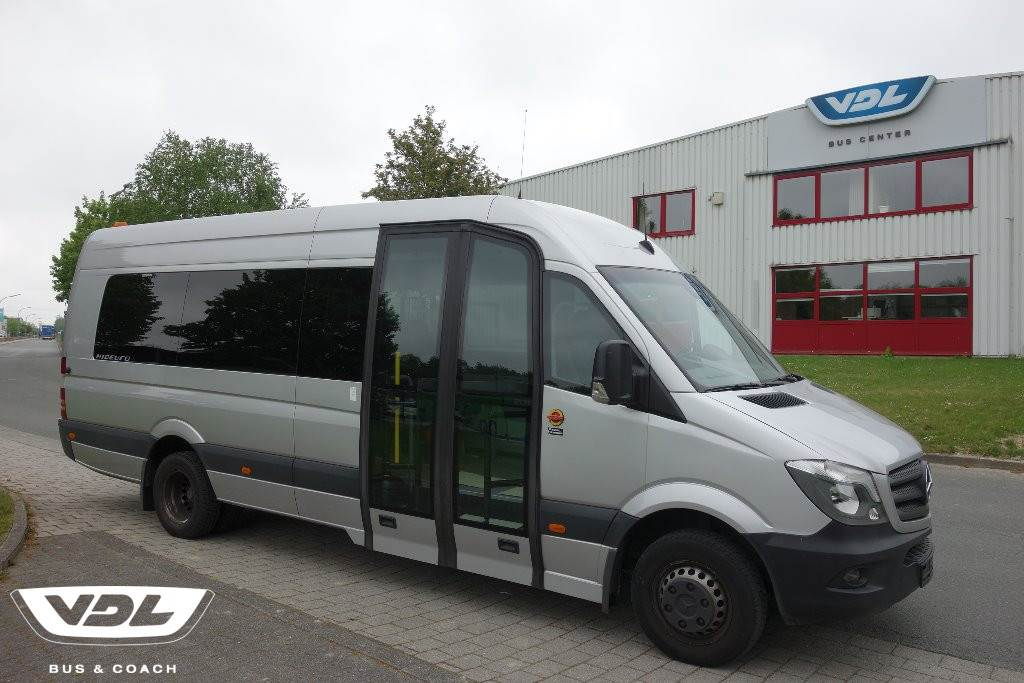 Mercedes-Benz Sprinter 516 CDI, Mini, Vehicule