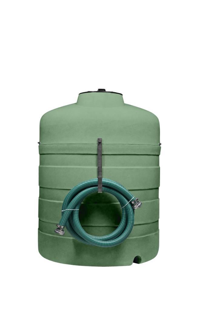 Swimer Tank Agro 1500 Eco-line Basic dwupłaszczowy, Zbiorniki, Maszyny rolnicze