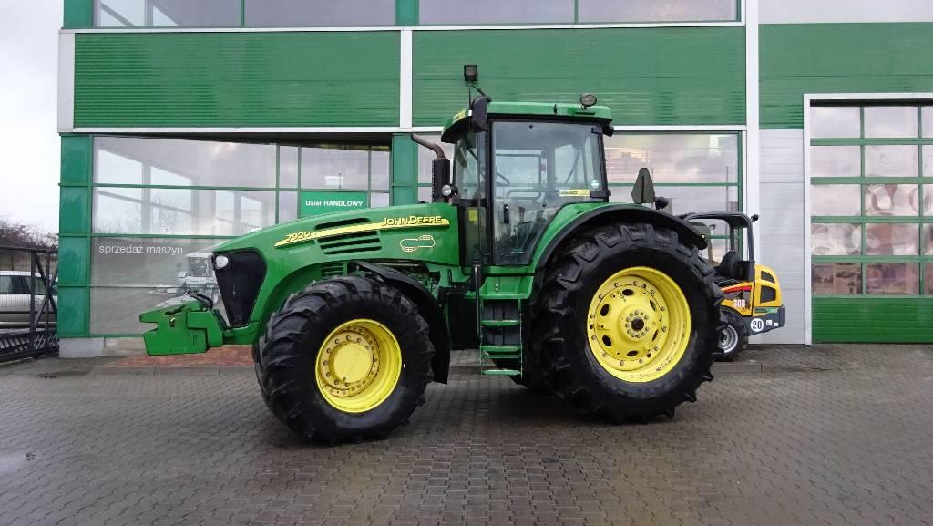 John Deere 7920 AutoPower TLS, Traktory, Maszyny rolnicze
