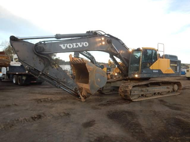 Volvo EC480EL, Crawler Excavators, Construction Equipment