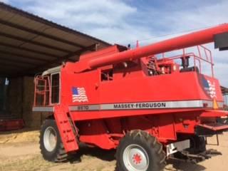 Massey Ferguson 8570, Combine Harvesters, Agriculture
