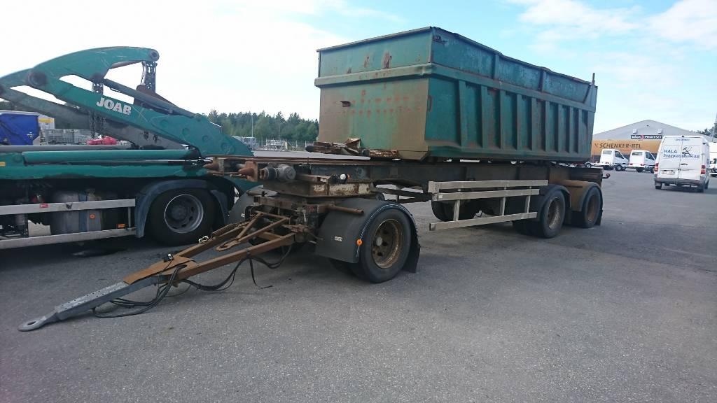 RKP V31-AS-8500, Övriga släp, Transportfordon