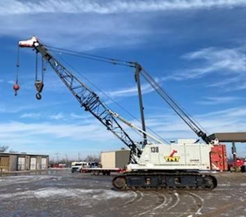 Link-Belt LS-138 HSL, Crawler Cranes, Construction Equipment