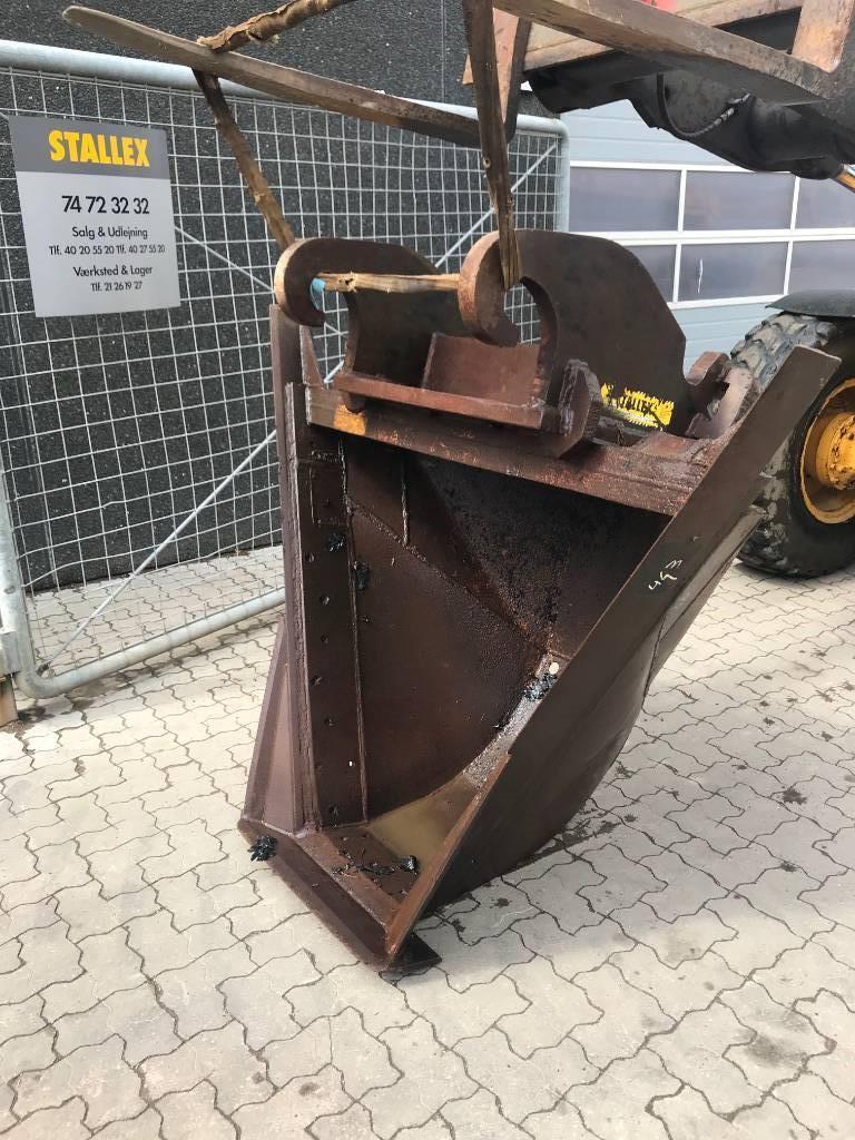 [Other] Profilskovl 500 mm - 1200 mm, Skovle, Entreprenør
