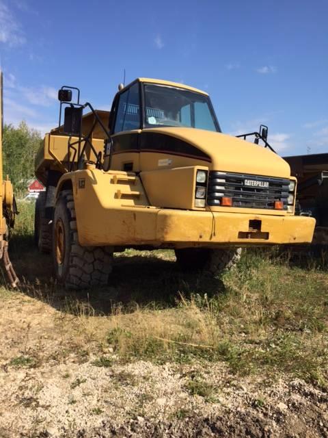 Caterpillar 740, Articulated Haulers, Construction & Mining Equipment