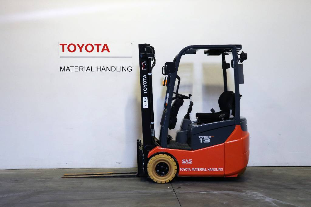 Toyota 7 FB EST 13, Electric forklift trucks, Material Handling
