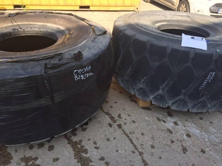 Bridgestone 29.5R25, Reifen, Baumaschinen