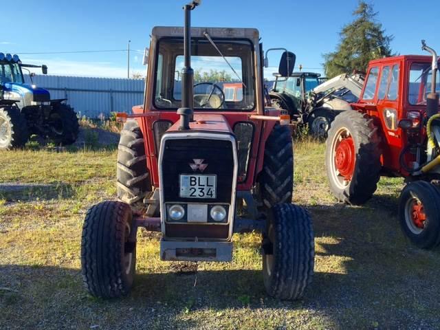 Ferguson 565, Traktorer, Lantbruk