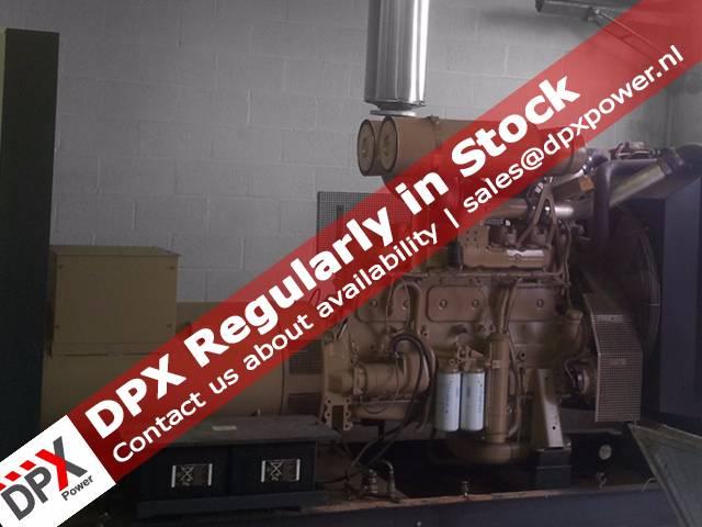 Volvo 1231 Generatorset, Diesel generatoren, Bouw