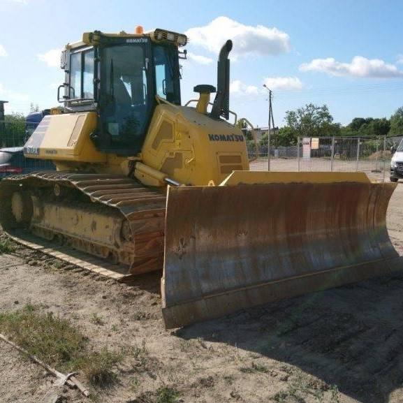 Komatsu D61PX-24, Crawler dozers, Construction Equipment