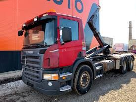 Scania P380 Hooklift 20T 6x2, Tow Trucks / Wreckers, Trucks and Trailers