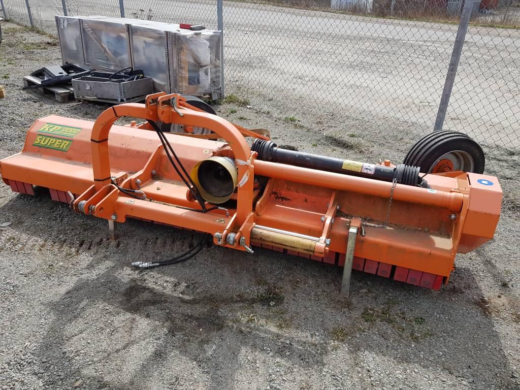 Agrimaster KP 3200 H, Betesputsare, Lantbruk