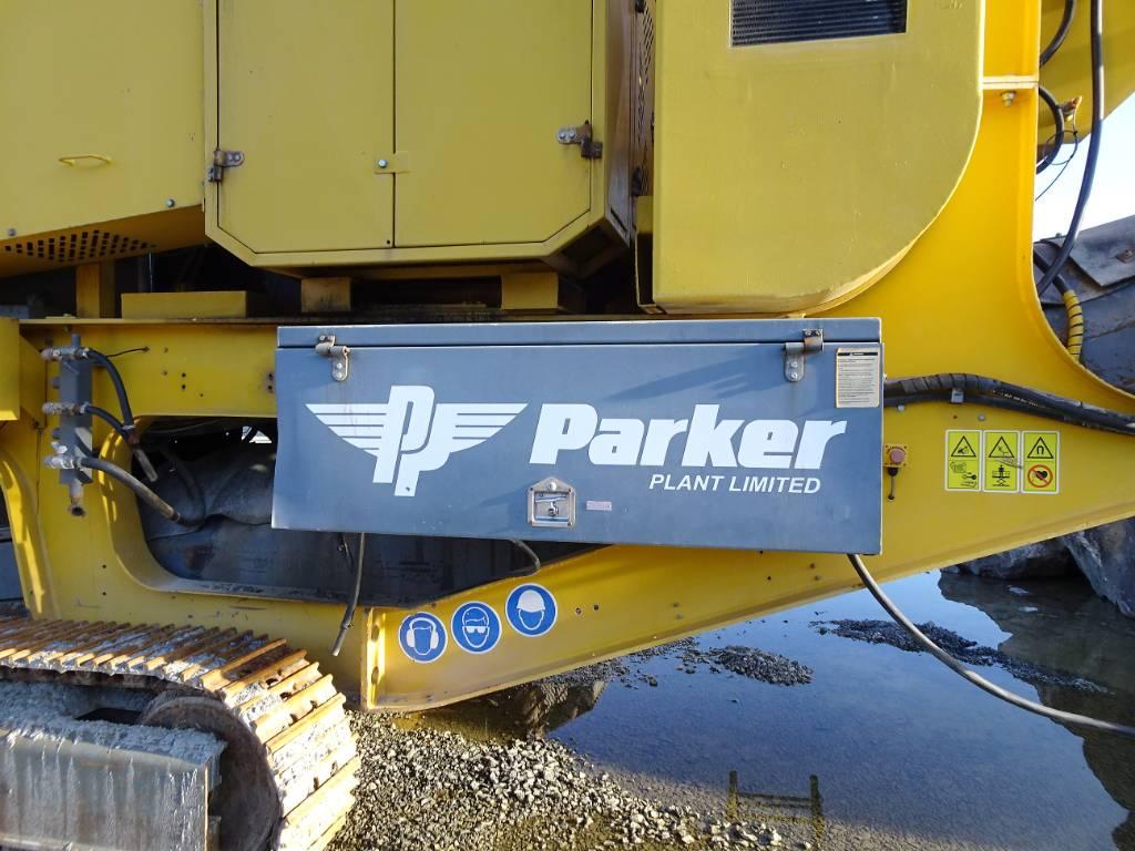 Parker JQ1165, Mobila krossar, Entreprenad