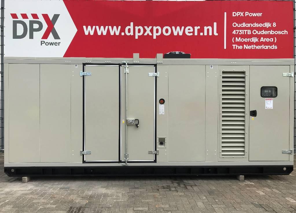 Perkins 4008TAG2 - 1.100 kVA Generator - DPX-19601, Diesel generatoren, Bouw