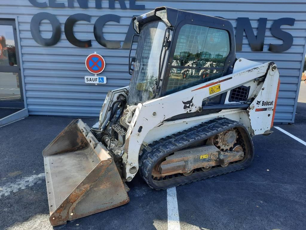 Bobcat T 450, Skid Steer Loaders, Construction Equipment