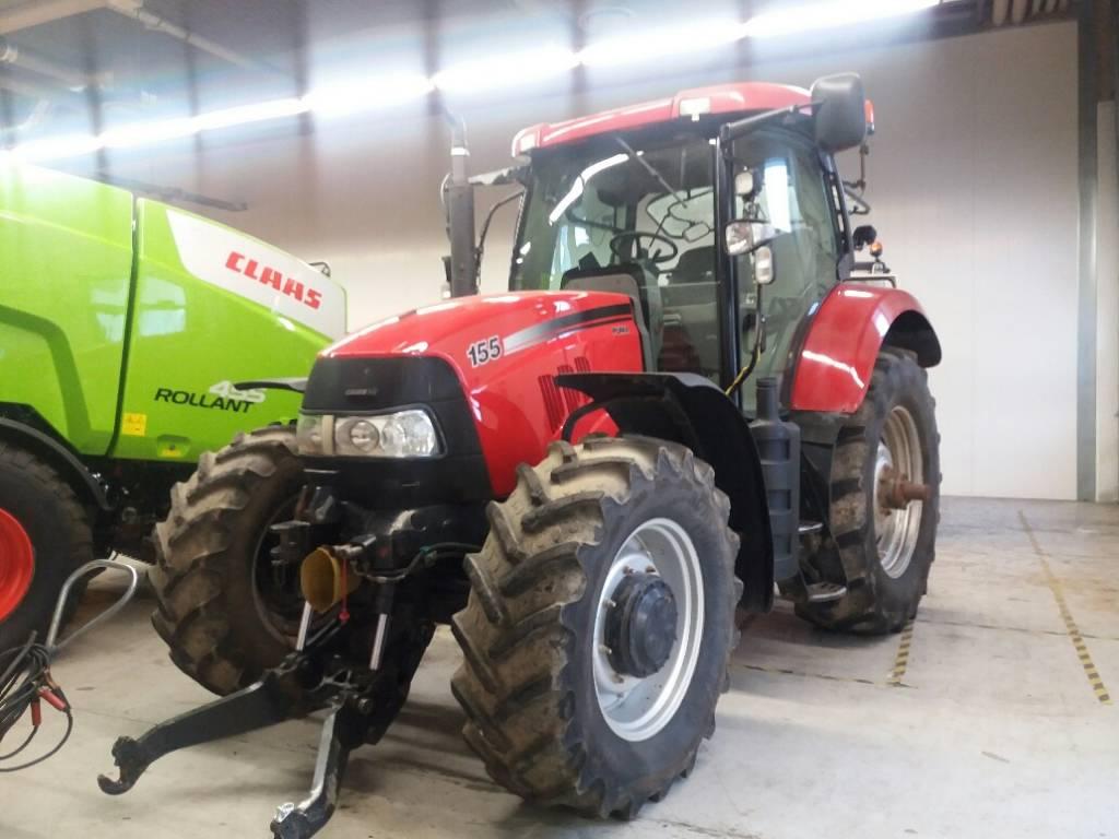 Case IH PUMA 155 MULTICONTRO, Tractors, Agriculture