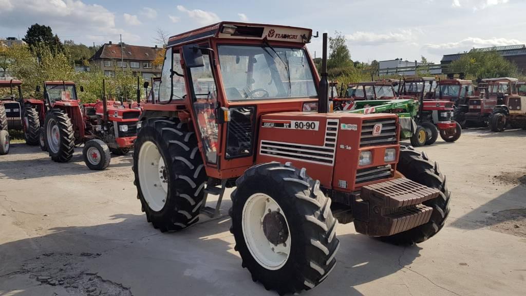 Fiat 80-90