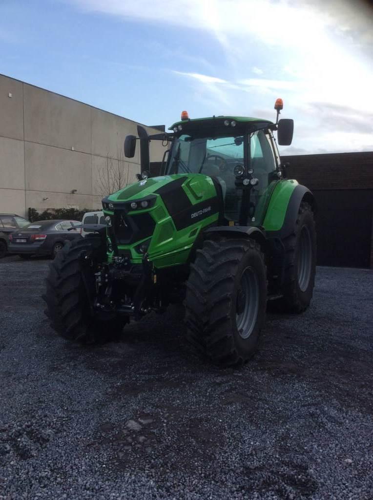 Deutz-Fahr 6215 TTV, Tractoren, Landbouw