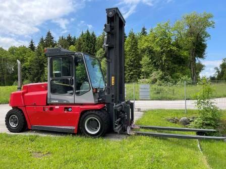 Kalmar DCF80-9H, Diesel trucks, Material Handling