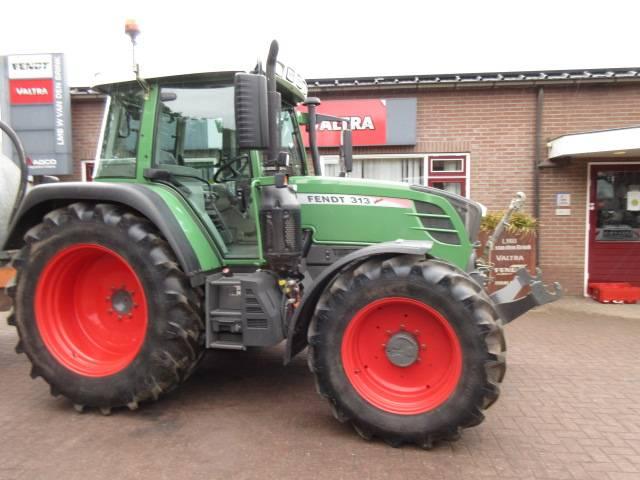 Fendt 313 SCR, Tractoren, Landbouw