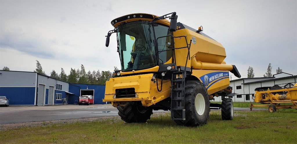 New Holland TC 4.90 RS, Leikkuupuimurit, Maatalous