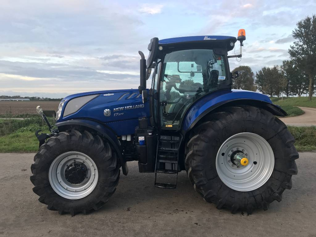 New Holland T7.270, Tractoren, All Used Machines