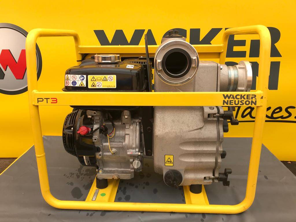 Wacker Neuson PT3A, Dirty water Pumps, Products