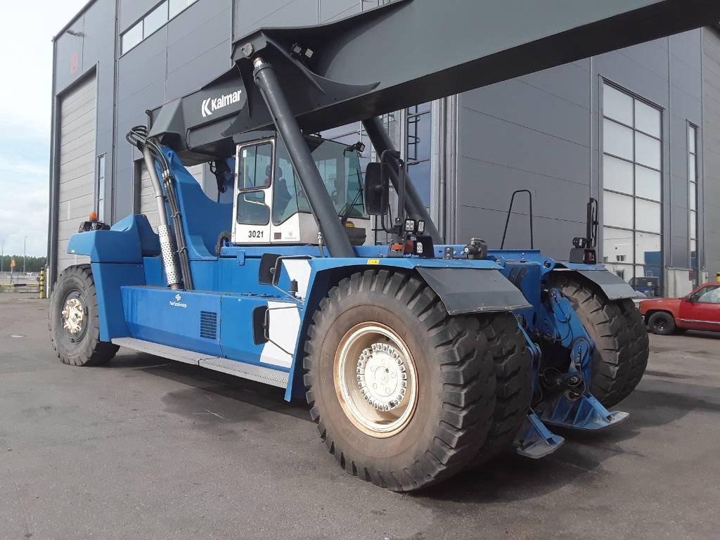 Kalmar DRF450-75S5XS, Reach-Stacker, Flurförderzeuge