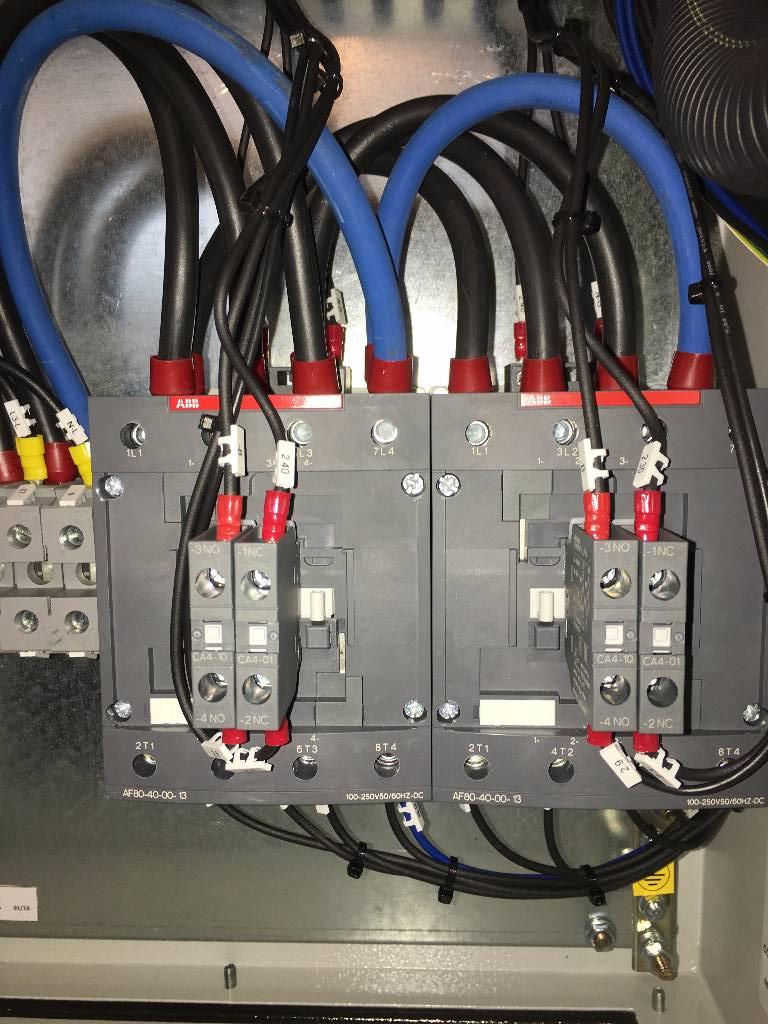 ATS Panel 125A - Max 80 kVA - DPX-27504, Anders, Bouw