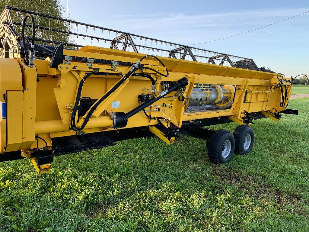 New Holland CX8.90, Kombainid, Põllumajandus